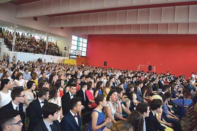 Graduación en el Padre Juan de Mariana