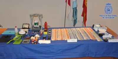 Desarticulado un importante grupo criminal en Talavera