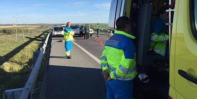 Un Guardia Civil detenido por la muerte de un marroquí en la A-3