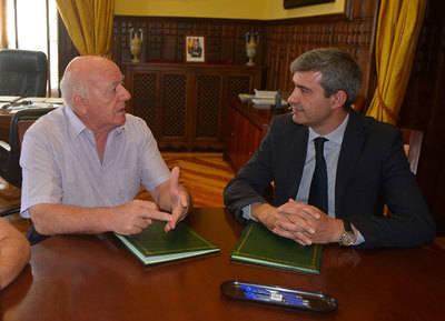 Acuerdo entre Diputación y Federación de Automovilismo