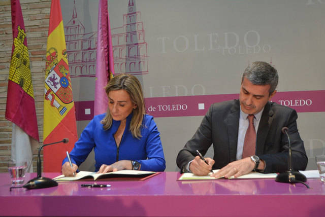 Apoyo a Toledo como Capital Gastron�mica