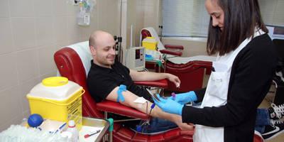Incrementar el número de donantes habituales, objetivo para 2016 del Banco de Sangre del Hospital de Talavera