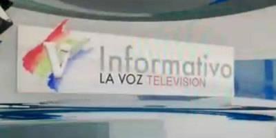 En 30 minutos tendrás tu informativo semanal en La Voz Televisión