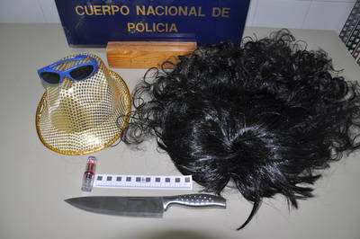 Detenida por intento de atraco en peluquería