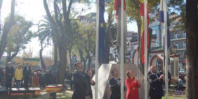 La Unidad de España centra el 37º aniversario de la Constitución