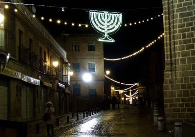 Fiesta de las Luminarias en la Judería