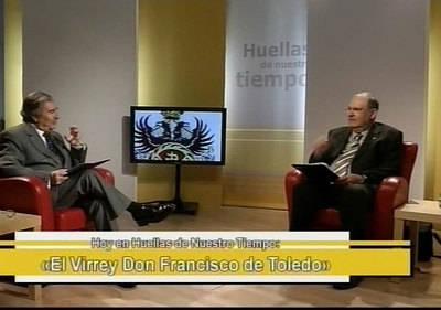 Jose María Gómez en Huellas de Nuestro Tiempo