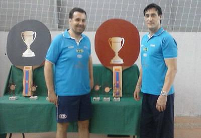 Jose García bronce en el regional de tenis de mesa