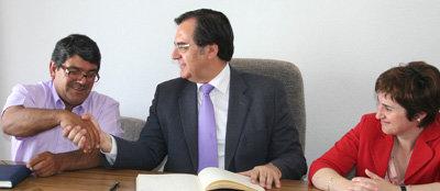Jou recoge del Ayuntamiento de Sevilleja de la Jara la petición de cesión de las instalaciones de la Cámara Agraria