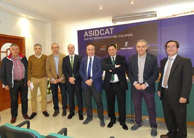 Reunión Junta-Sector Calzado de Toledo