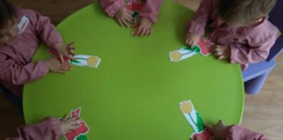 KinderGarten celebra el Día de la Madre con los niños