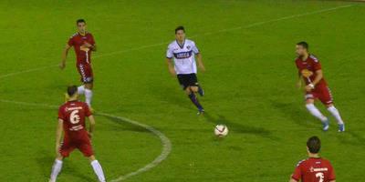 El CF Talavera paga caro los errores frente al Leioa