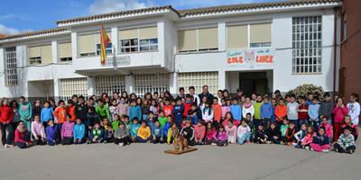 Campaña de sensibilización escolar del Proyecto Life+Iberlince en Los Montes de Toledo