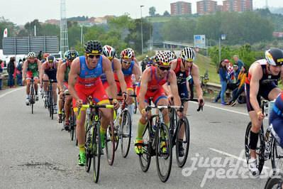 Luis Rincón quinto en el mundial de Duatlón