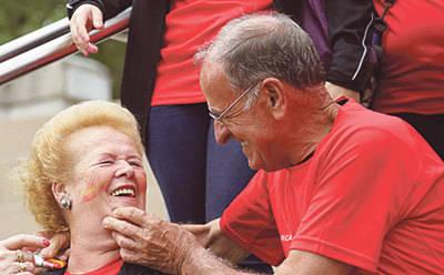 Margarita convocada con la Selección Española