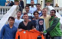 Mario Adrado se marcha a jugar a Alemania