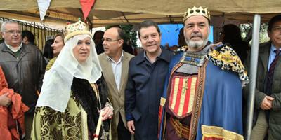 Oropesa congrega a cientos de visitantes en sus XVII Jornadas Medievales