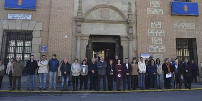 Talavera 'llora' por las víctimas de los atentados de Bruselas