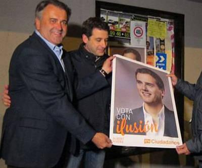 La nueva directiva de Ciudadanos CLM quiere a Molinari en la lista