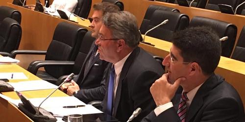 Ramón Molinary presenta una Estrategia de Desarrollo del Sector Agroalimentario