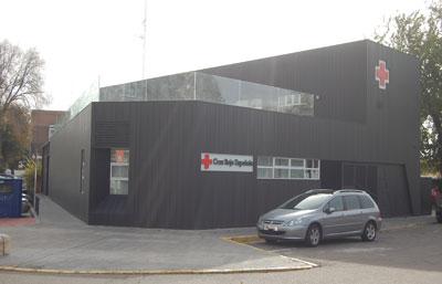 Cruz Roja estrena nueva sede con la intención de atender la demanda creciente de la sociedad