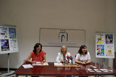 Núñez presenta el programa veraniego de cultura