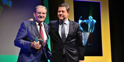 La Fundación Caja Rural CLM galardonada en los premios ONCE