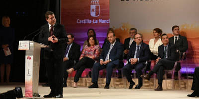 El Gobierno Regional celebra 34 años de autonomía de Castilla-La Mancha