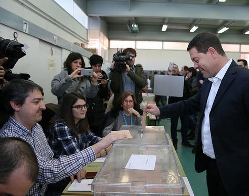 García Page apela a la participación ciudadana