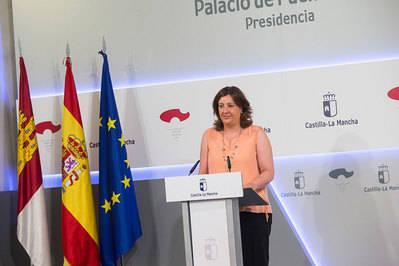 Descenso del paro en Castilla-La Mancha