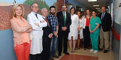 El Hospital de Talavera reorganiza su planta de Pediatría para mejorar la estancia de los niños