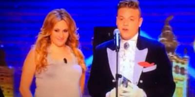 Mago Pinilla, sí unánime del jurado y sí quiero de su novia en Got Talent