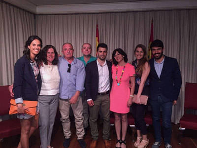 Los Hermanos Cubelos premiados en Madrid