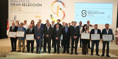 Sabor a Castilla-La Mancha en los premios Gran Selección