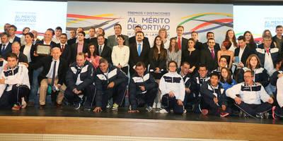 Premios al mérito deportivo en CLM