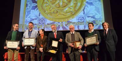 La rehabilitación de la zona de la Muralla del Charcón, premio San Jerónimo como obra institucional