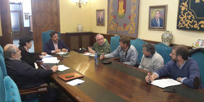 Comienza a funcionar el grupo de trabajo para concretar el Homenaje a los presos políticos del Canal del Alberche