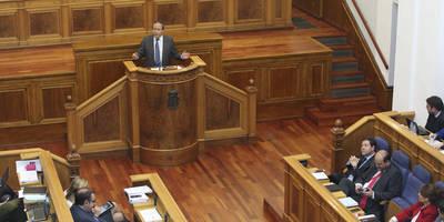 Aprobados los presupuestos de Castilla-La Mancha para 2016