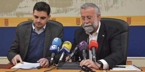 Talavera solicita actuaciones integrales para la ciudad por valor de 13 millones de euros