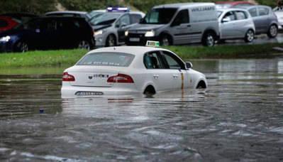 Protección para todos los vehículos asegurados