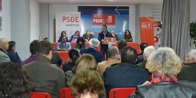 Asamblea del PSOE con marcado carácter nacional