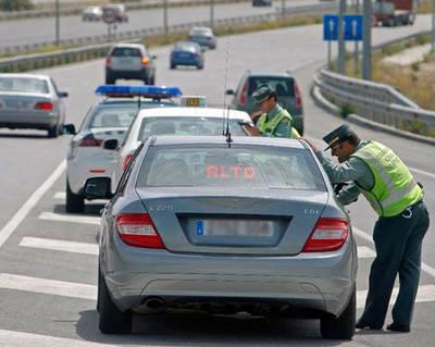 Detenido por circular a 157 Km/h en Talavera