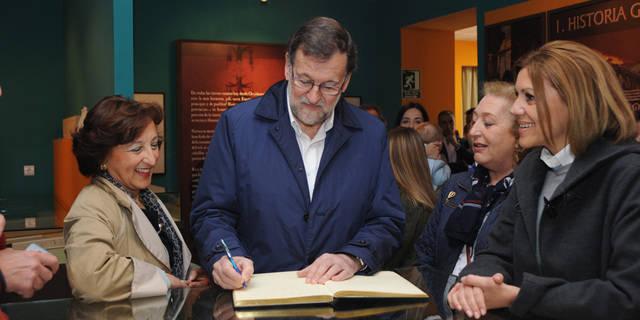 Rajoy recurre las 35 horas de los funcionarios de Castilla-La Mancha