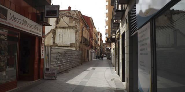 Fin de semana de robos y violencia en Talavera