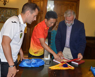 Ramos pide ayuda a las administraciones