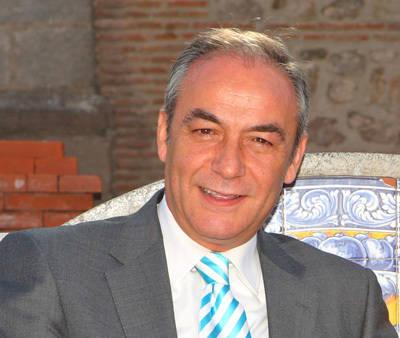 Jose Francisco Rivas, presidente del Consejo de Administración de Radio Televisión Castilla-La Mancha