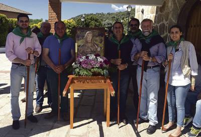 Éxito en la Romería de Valdelenguas en Pepino