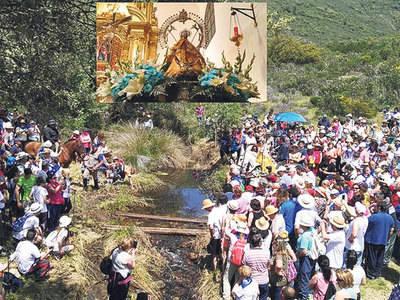 Romería de la Virgen de Piedraescrita