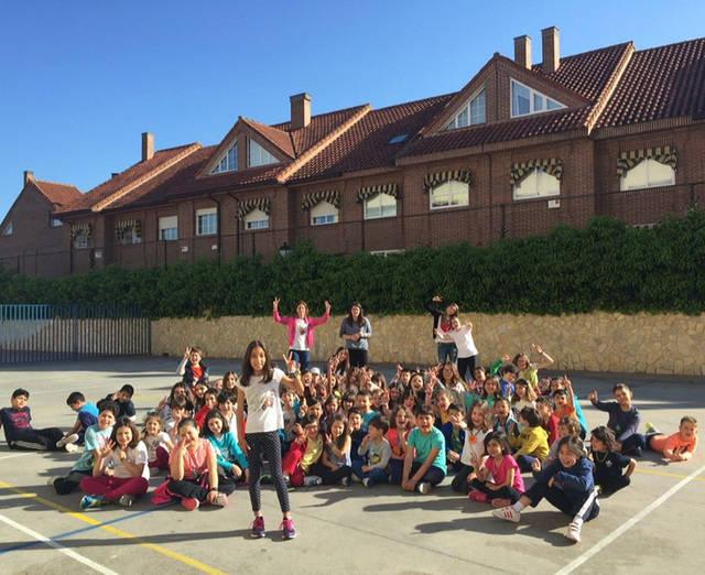 Semana Cultural en el Colegio Ruiz de Luna