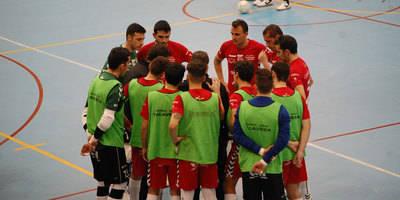 El FS Talavera vuelve a dilapidar sus opciones fuera de casa